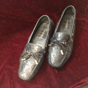 Louis Vuitton 路易·威登时尚休闲豆豆女鞋