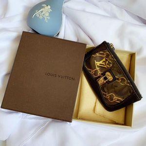 Louis Vuitton 路易·威登绝版钥匙零钱包