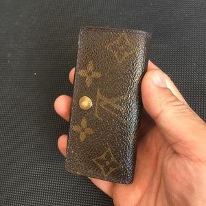 Louis Vuitton 路易·威登老花钥匙包