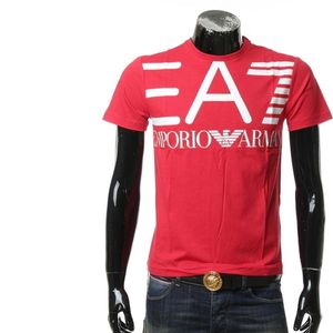Emporio Armani 安普里奥·阿玛尼男士圆领短袖T恤