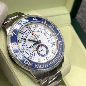 Rolex 劳力士116680蓝色陶瓷旋转外圈男士腕表