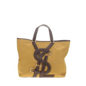 Yves Saint Laurent 伊夫·圣罗兰大logo手提包