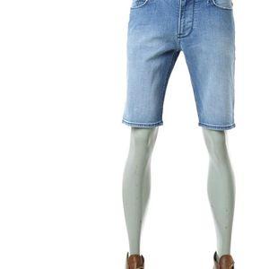 Emporio Armani  阿玛尼男士牛仔短裤