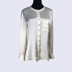 CHANEL 香奈儿真丝衬衫