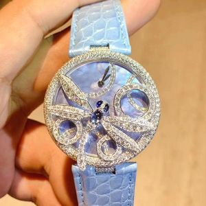 Cartier 卡地亚创意宝石石英表