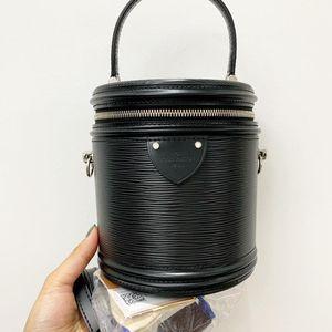 Louis Vuitton 路易·威登新款cannes水波纹epi水桶包