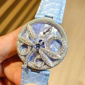 Cartier 卡地亚创意宝石原镶钻石腕表