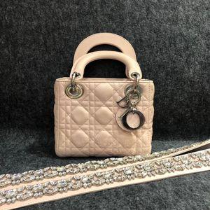 Dior 迪奥戴妃三格手提包
