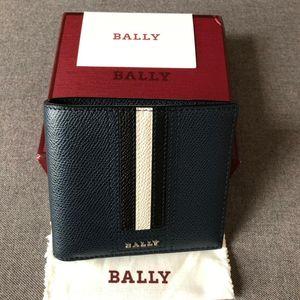 BALLY 巴利男士经典款短钱包