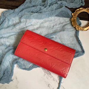 Louis Vuitton 路易·威登漆皮钱包