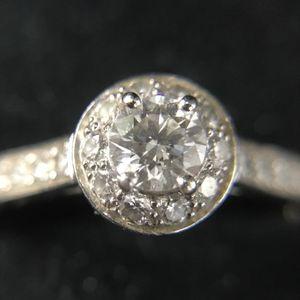 Van Cleef Arpels 梵克雅宝钻石戒指