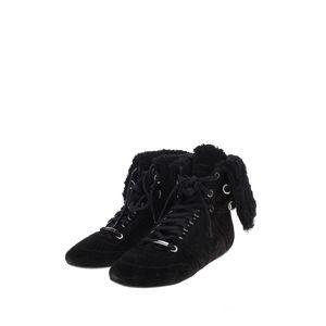Dior 迪奥黑色雪地靴