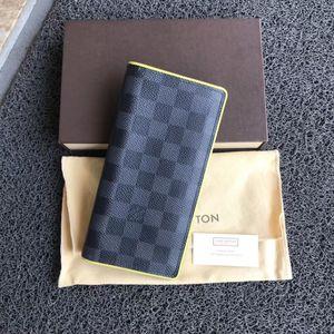 Louis Vuitton 路易·威登长款翻盖钱包