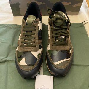 Valentino 华伦天奴迷彩运动鞋