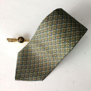 Dior 迪奥LD04024男士重磅真丝印花时尚领带