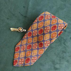 Dior 迪奥LD04013男士重磅真丝印花商务领带