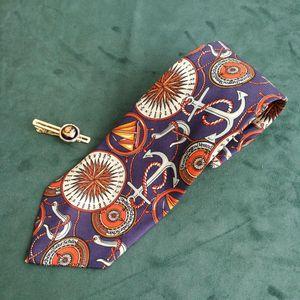 Dior 迪奥LD04011男士重磅真丝印花时装领带