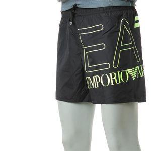 Emporio Armani 阿玛尼男士沙滩裤短裤