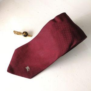 Burberry 博柏利LD05086男士重磅真丝印花时装领带