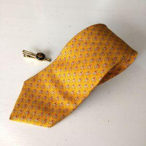Dior 迪奥LD04003男士重磅真丝印花领带