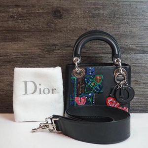 Dior 迪奥lady nano手提包