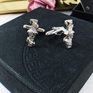 Versace 范思哲封印之剑美杜莎头像银色袖扣