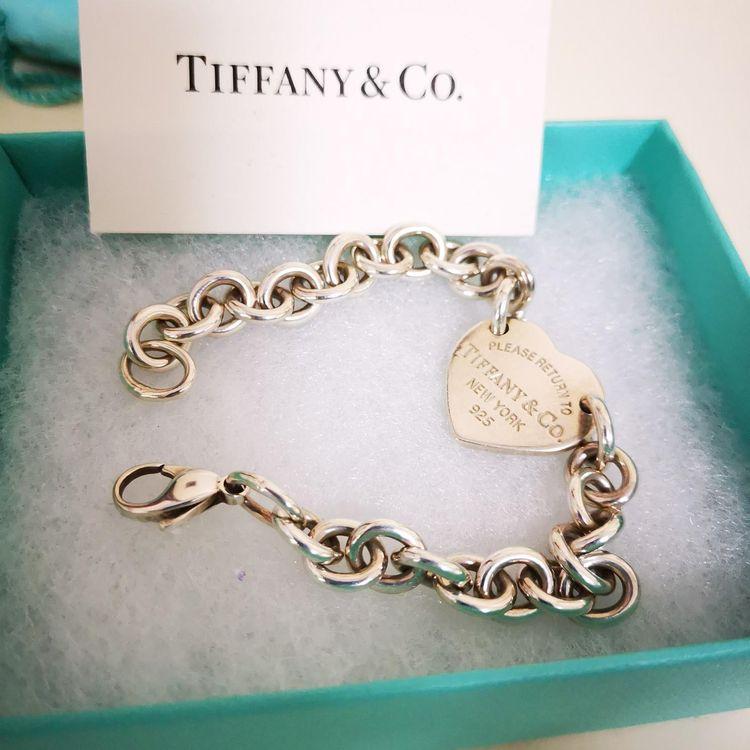 Tiffany & Co. 蒂芙尼手镯