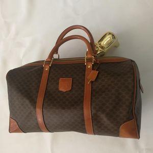 Celine 赛琳LX03012波士顿老花45旅行袋手提包