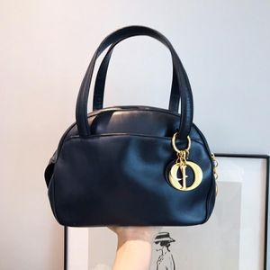 Dior迪奥Vintage波士顿手提包