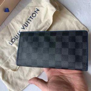 Louis Vuitton 路易·威登男士长款钱夹
