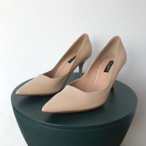 DOLCE&GABBANA 杜嘉班纳女士高跟鞋