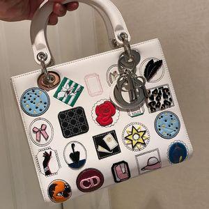 Dior 迪奥Lady系列手提包