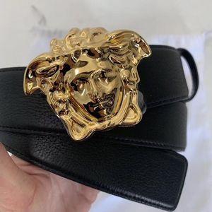 Versace 范思哲荔枝纹腰带