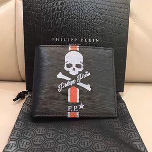 Philipp Plein 菲利普普兰短款钱包