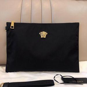 Versace 范思哲尼龙手包