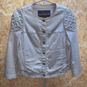 Louis Vuitton 路易·威登大象灰牛仔外套