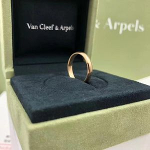Van Cleef Arpels 梵克雅宝18k玫瑰金红玉髓大珠珠戒指