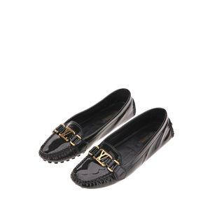 Louis Vuitton 路易·威登黑色平底鞋