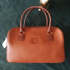Burberry 博柏利ST03019波士顿小牛皮手提包