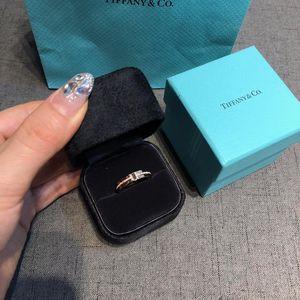 Tiffany & Co. 蒂芙尼T形戒指