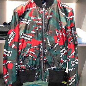 Versace 范思哲男士双面可穿夹克外套