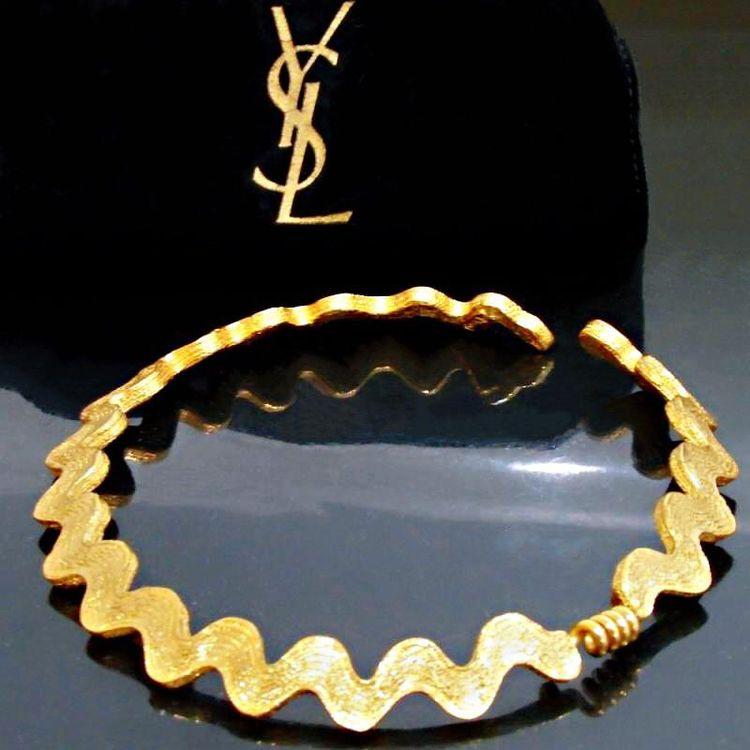 Yves Saint Laurent 伊夫·圣罗兰熔岩限量款首饰套装