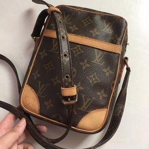 Louis Vuitton 路易·威登老花单层记者包相机包单肩斜挎包