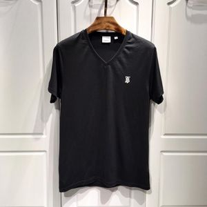 Burberry 博柏利 专属标识图案短袖T恤