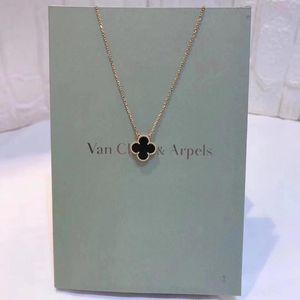 Van Cleef Arpels 梵克雅宝四叶草项链