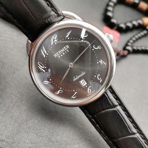 Hermès 爱马仕时间暂停系列男士手表