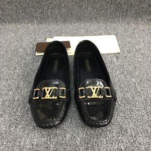 Louis Vuitton 路易·威登平底豆豆鞋