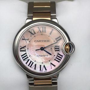 Cartier 卡地亚H19545蓝气球系列腕表
