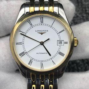 LONGINES 浪琴L4.898.3.11.7雅致系列男士机械腕表