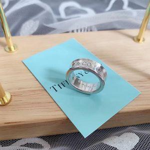Tiffany 1837戒指